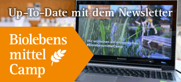 Newsletter BiolebensmittelCamp