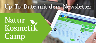 Newsletter NaturkosmetikCamp